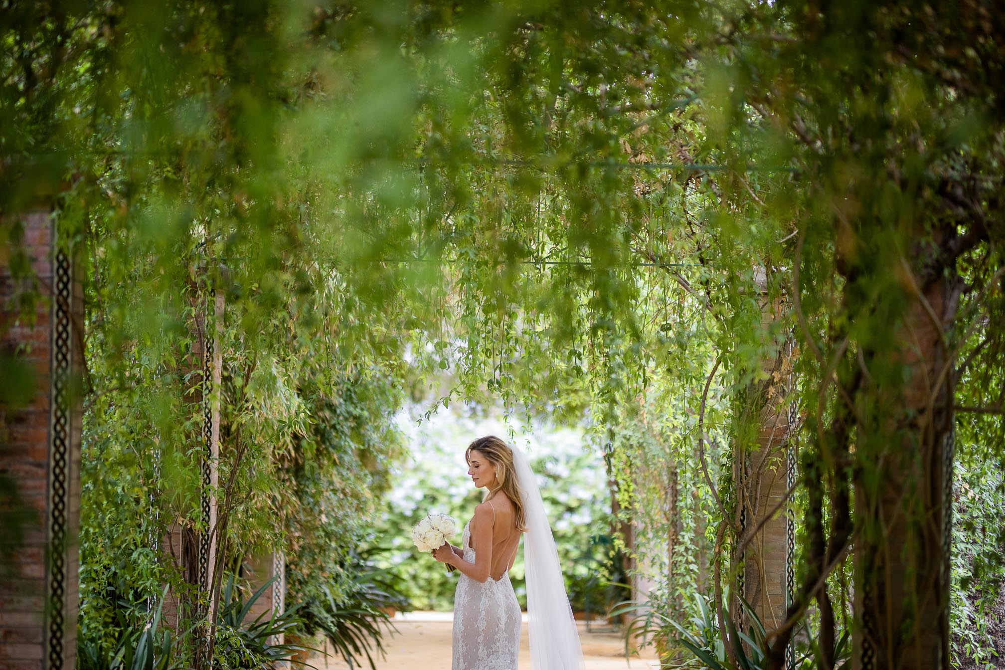 Wedding In Seville – Villa Luisa